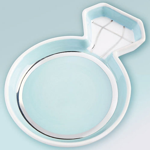Diamond Ring Trinket Dish