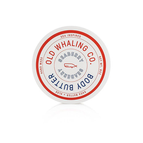 Seaberry Body Butter by Old Whaling Co.