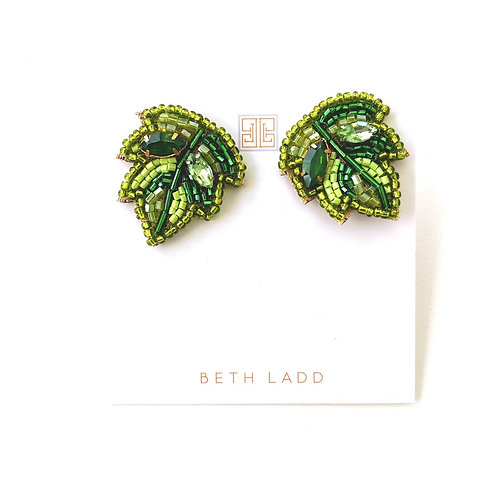 Palm Leaf Minis by Beth Ladd
