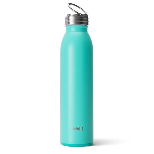 Matte Aqua Bottle (20oz)