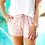 Thumbnail: Attracting Attention Leopard Drawstring Everyday Shorts