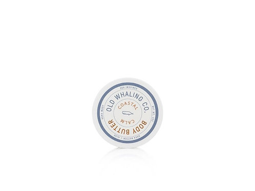 Coastal Calm Travel Body Butter by Old Whaling Co.