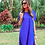 Thumbnail: Maddie T-Shirt Dress in Royal Blue