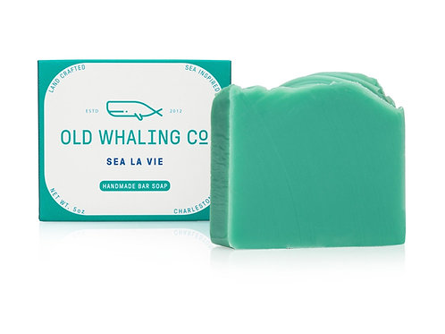 Sea La Vie Bar Soap by Old Whaling Co.