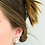 Thumbnail: Gold Pearl Bee Studs by Prep Obsessed