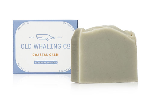 Coastal Calm Bar Soap by Old Whaling Co.
