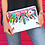 Thumbnail: Cancun Is Calling Embroidered Clutch
