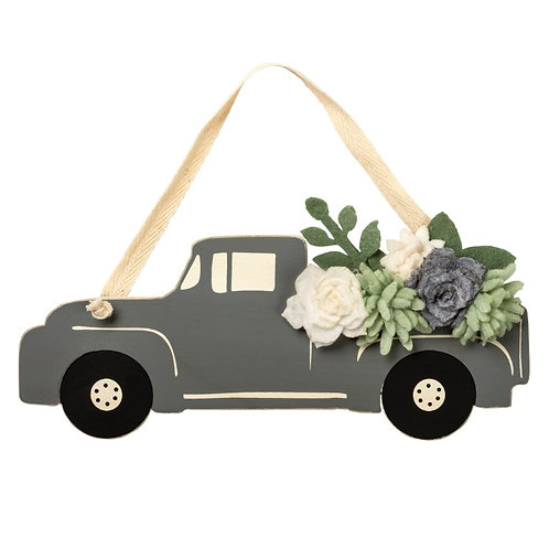 Farmhouse Truck Hanging Decor