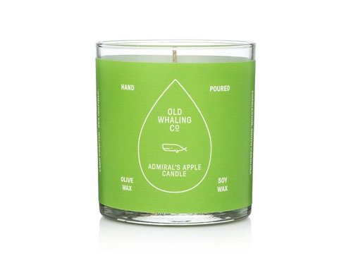 Admiral's Apple Candle by Old Whaling Co.