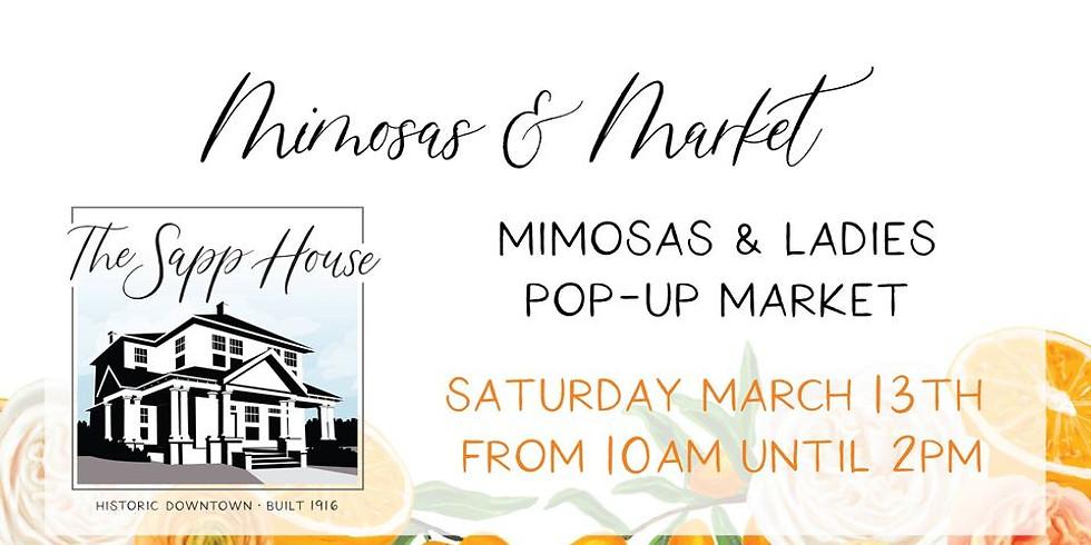 Mimosas & Market