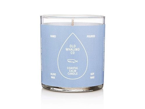 Coastal Calm Candle by Old Whaling Co.