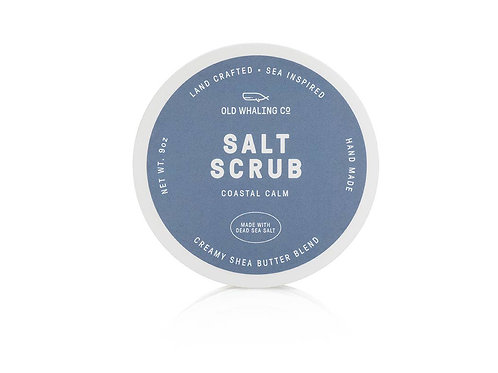 Coastal Calm Salt Scrub by Old Whaling Co.