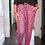 Thumbnail: Gossip Girl Pink Leopard Drawstring Joggers