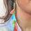 Thumbnail: Now Or Never Tassel Earrings