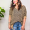 Thumbnail: Jenna Hi Lo Tunic in Leopard