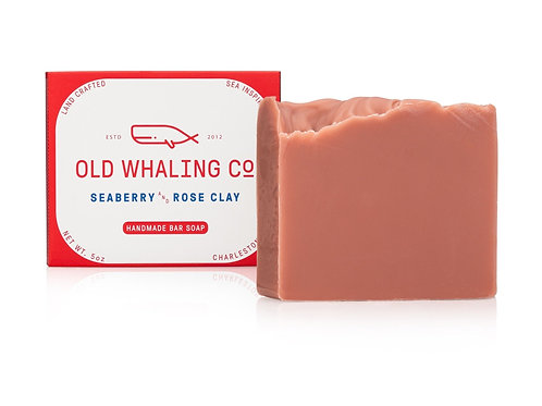 Seaberry Bar Soap by Old Whaling Co.
