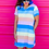 Thumbnail: Carly Color Block Pocket Dress