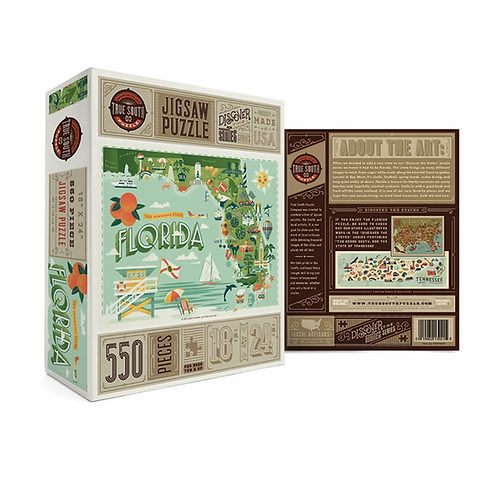 True South Puzzle Florida