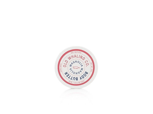 Magnolia Travel Body Butter by Old Whaling Co.