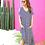 Thumbnail: Madeline Striped Maxi Dress