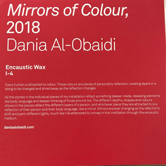 Mirrors Of Colour