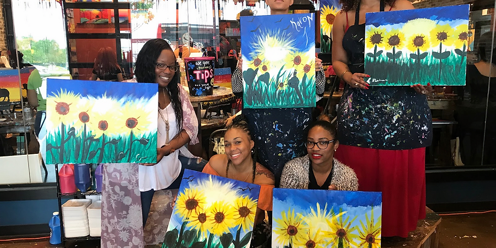 Paint Away Pain Event