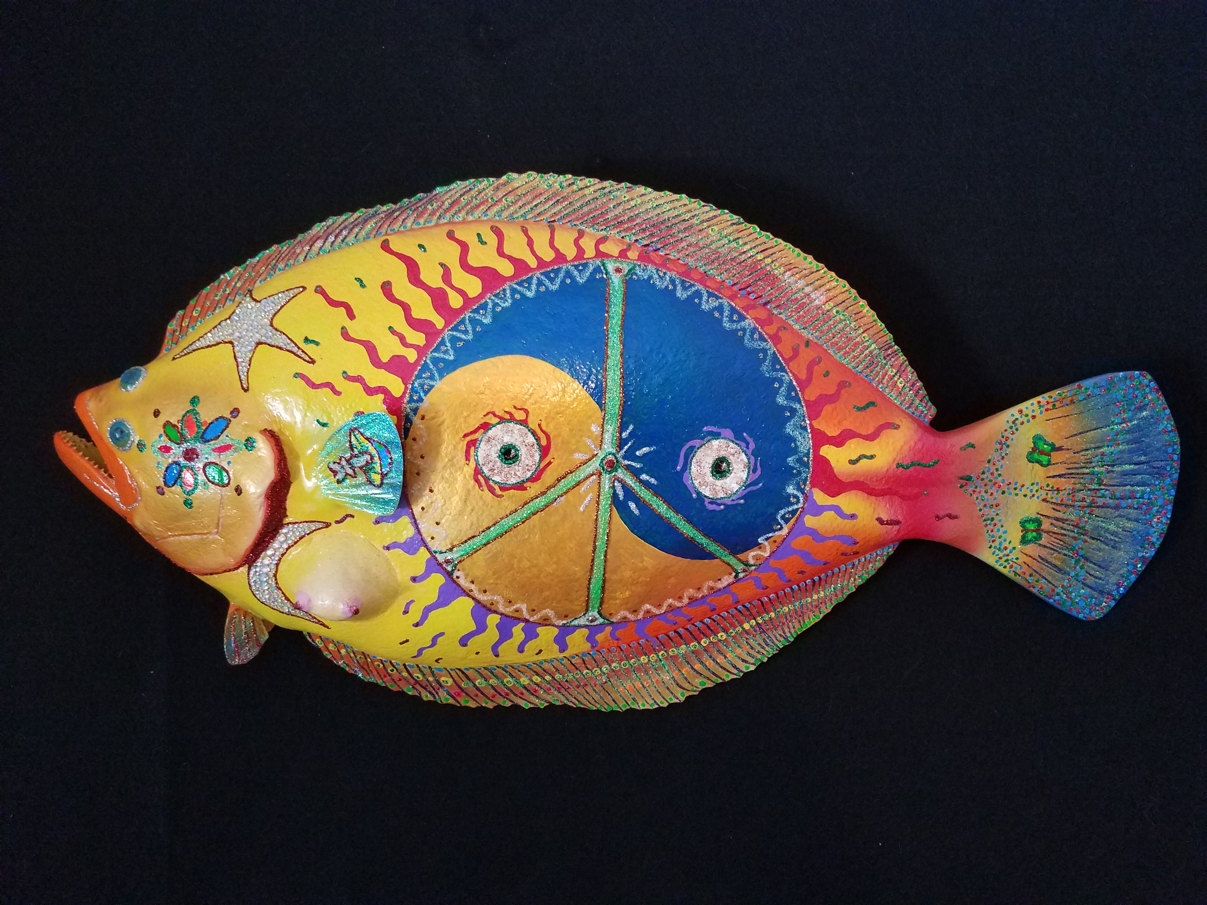 Funky Flounder