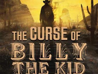 September 2021 - BETWEEN THE PAGES: A New Look at Billy the Kid