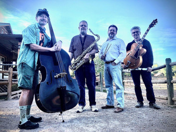 September 2021 - LET US ENTERTAIN YOU: Once Again Combo Jazzin' it Up