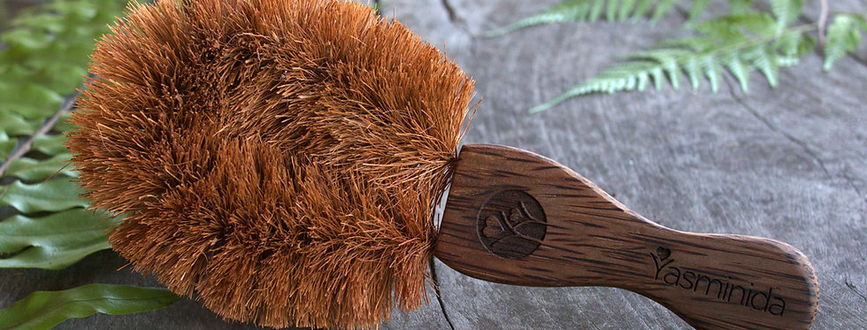 Coconut Dish Cleaning Brush