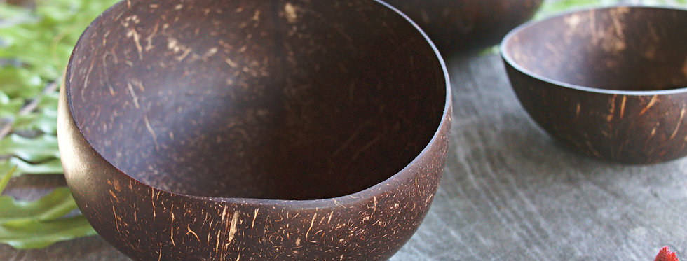 Coconut Bowl - Extra Large