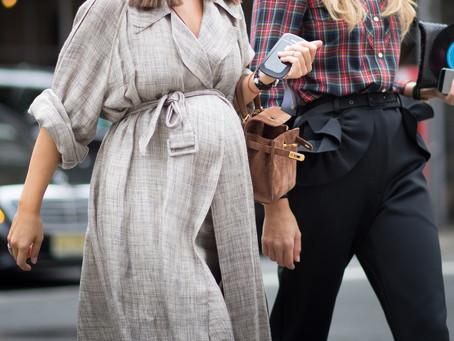 Capsule wardrobe in gravidanza