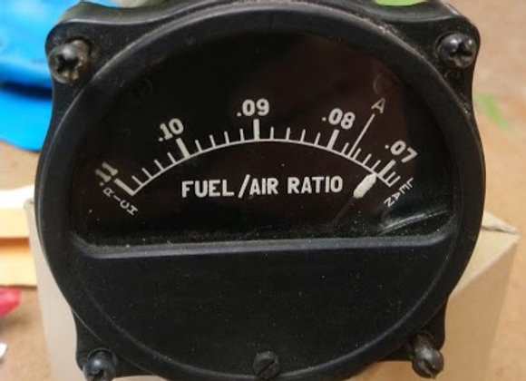 FUEL/AIR RATIO INDICATOR Cambridge Instruments