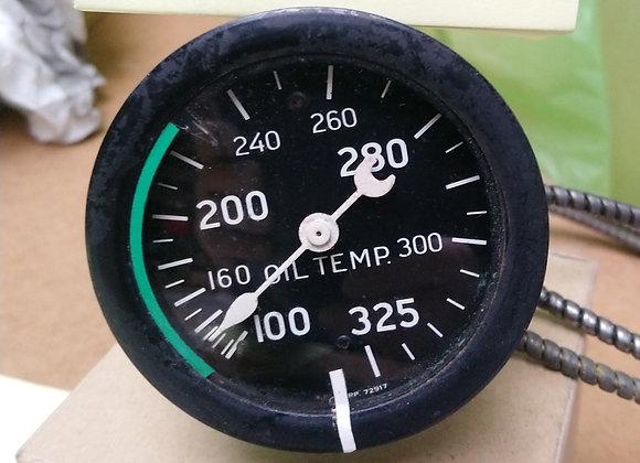 MECANICHAL Oil Temperature 100 325°F