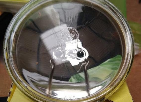 SEALED BGAM LAMP GE 28v 100W
