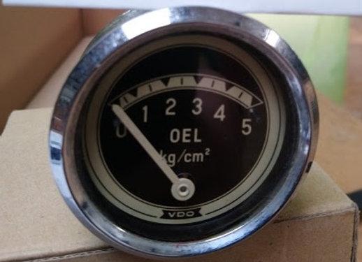 OIL MANOMETER Vdo 0-5 kg/cm2