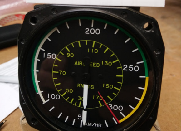 AIR SPEED INDICATOR Sigma 50-320 km/h