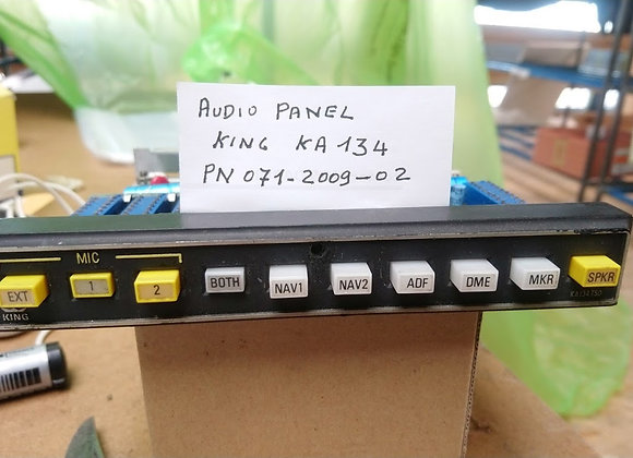 AUDIO PANEL King KA 134