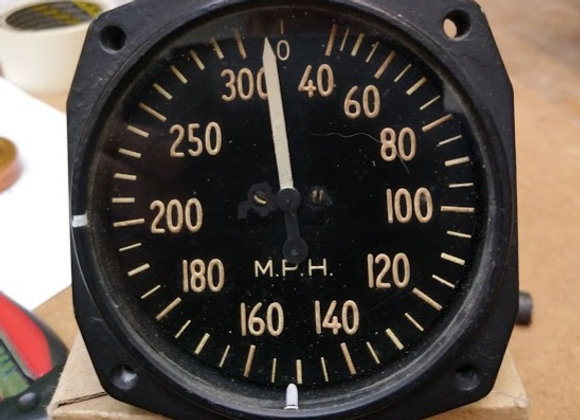 AIR SPEED INDICATOR ?? 0-300 MPH
