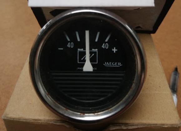 AMMETER Jaeger +/- 40 AMP