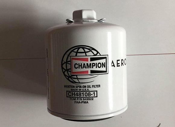 Filtre à huile CH48108-1