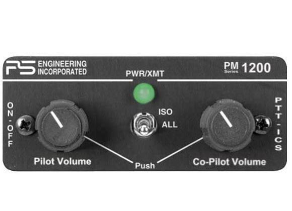 INTERCOM PM1200 2 PLACES