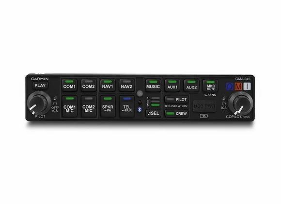 audiopanel GMA 345