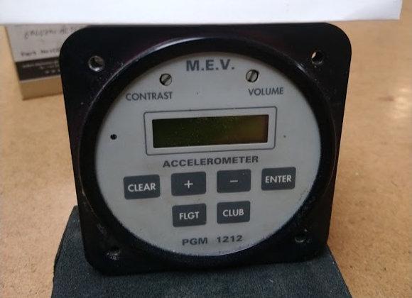 DIGITAL ACCELEROMETER MEV