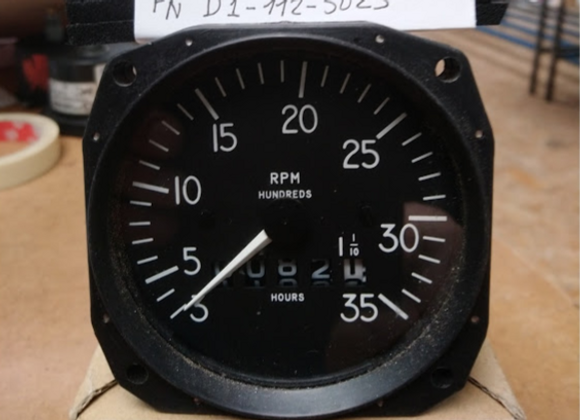 MECANICAL TACHOMETER Mitchell