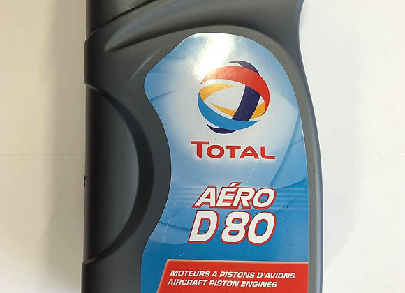 Huile de rodage AERO D80