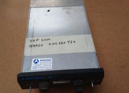 VHF COM Narco COM 120 TSO