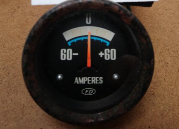 AMMETER FD +/- 60 AMP