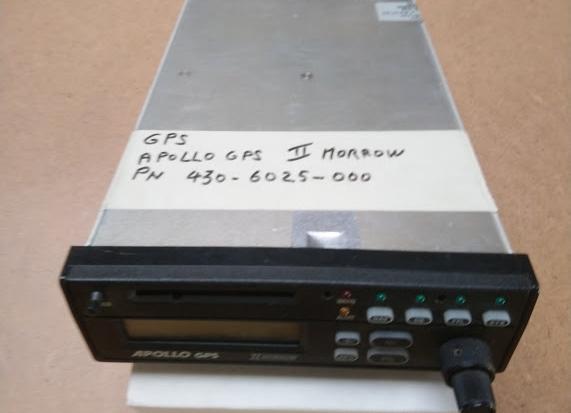 GPS Apollo gps II Morrow