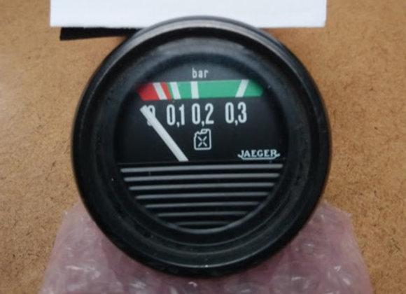FUEL PRESSURE INDICATOR Jaeger
